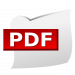 pdf, document, file type